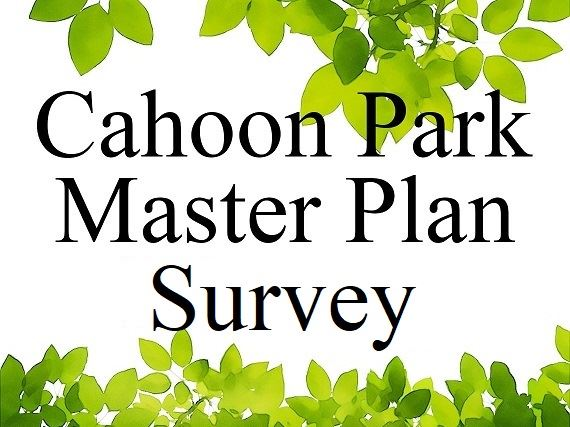 Cahoon Park Master Plan Survey Art