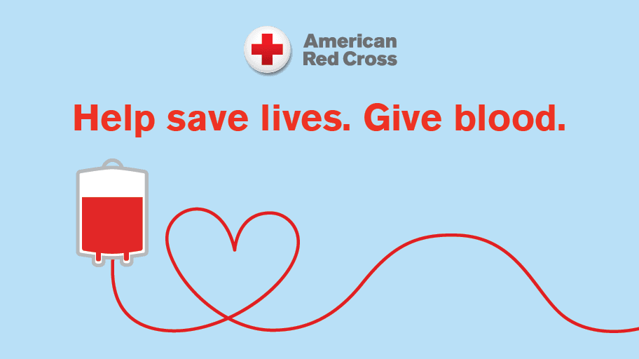 American Red Cross Blood drive help-save-lives logo