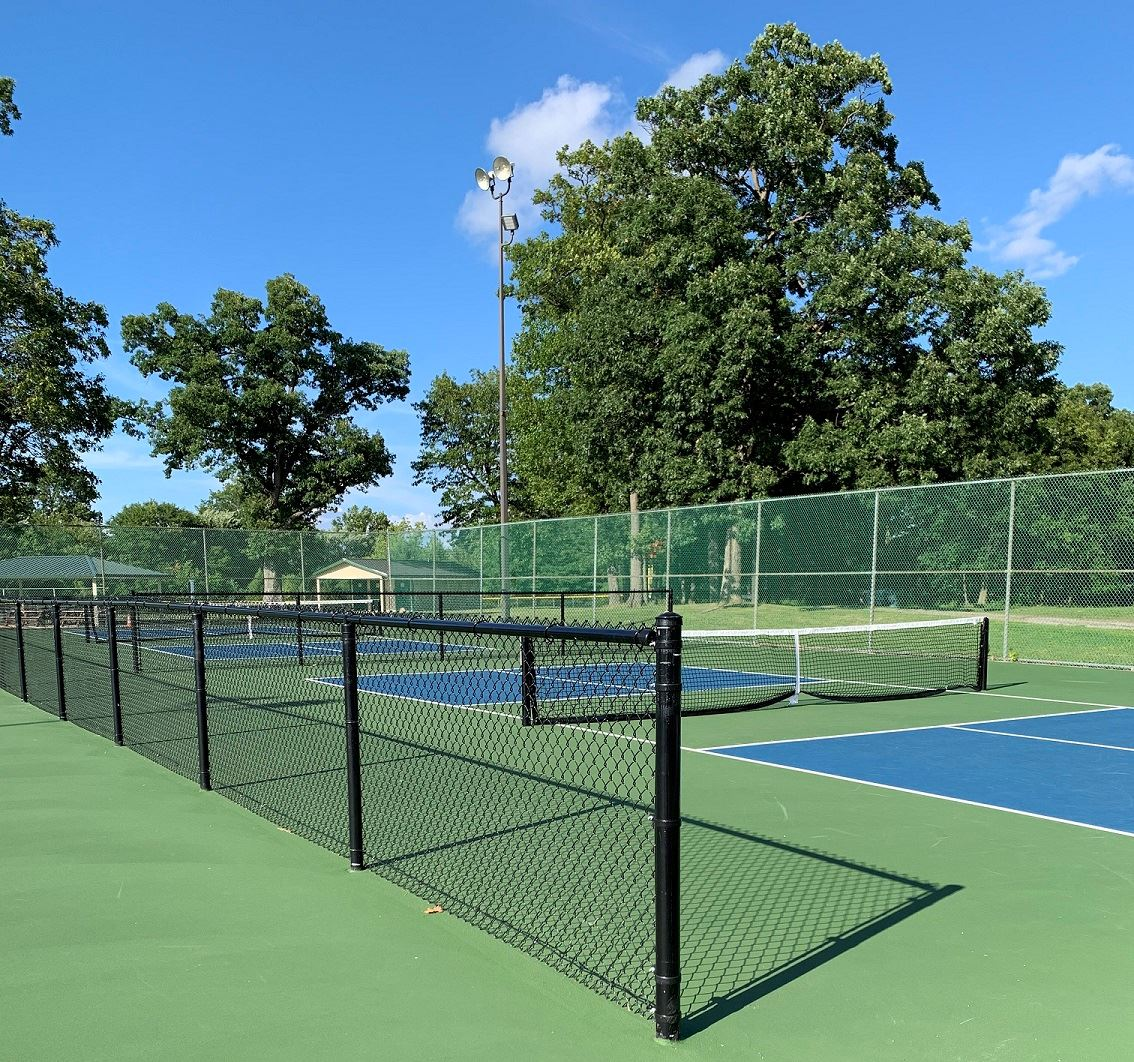 Reese Park Pickleball Courts