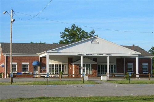 Dwyer Memorial Senior Center